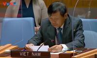 Vietnam destaca el rol del derecho internacional para resolver los desafíos globales