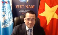 เวียดนามเป็นประธานการประชุมคณะกรรมการของคณะมนตรีความมั่นคงแห่งสหประชาชาติที่เกี่ยวข้องกับซูดานใต้