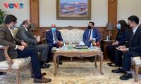 Vietnam, Egypt boost cooperation between localities