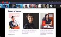 Vietnam, UK share experience in higher education digitalization