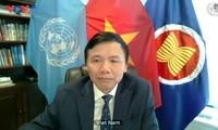 Vietnam ruft zur Lösung der Wurzel der Gewalt in Darfur auf