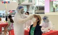 Innerhalb von 24 Stunden: 11.168 Covid-19-Neuinfizierte in Vietnam
