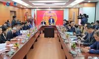 VOV และสำนักงานตัวแทนเวียดนามในต่างประเทศส่งเสริมการประชาสัมพันธ์ภาพลักษณ์ของเวียดนาม