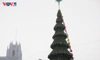 Frohe Weihnachten und eine Botschaft über Respekt der Glaubenfreiheit
