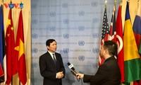 Vietnam ist bereit für den Monat als Vorsitzender des Weltsicherheitsrates
