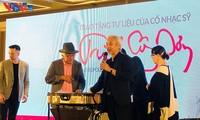 Aufbau eines offenen Kulturraums von Trinh Cong Son