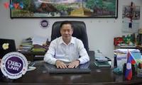 Intendant des staatlichen Radiosenders von Laos würdigt Artikel des KPV-Generalsekretär Nguyen Phu Trong
