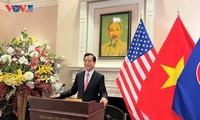 Destacan apoyo mutuo entre Vietnam y Estados Unidos en contexto del covid-19