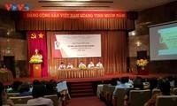 """Symposium: """"Testament du Président Hô Chi Minh – valeurs théoriques et pratiques"""""""