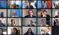 Le Vietnam appelle la communauté internationale à soutenir la Syrie dans la lutte contre le Covid-19