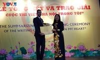 «Hanoï en moi», la capitale vietnamienne aux yeux des étrangers