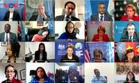 Le Vietnam appelle l'ONU à résoudre le problème des violences sexuelles dans les conflits