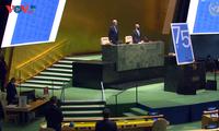 Генассамблея ООН отпраздновала день ООН