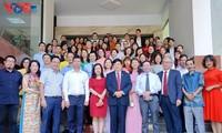 Голоса соединяют Вьетнам с зарубежными друзьями