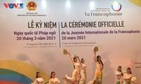 Cérémonie officielle de la Journée internationale de la Francophonie
