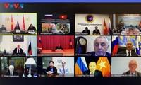 """Hội nghị trực tuyến:""""Hồ Chí Minh, Chủ nghĩa yêu nước và Chủ nghĩa quốc tế, 100 năm đồng hành"""""""
