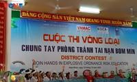 Hiệu quả từ công tác tuyên truyền phòng, tránh tai nạn bom, mìn ở tỉnh Bình Định