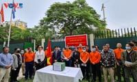 Cộng đồng người Việt Nam tại Mozambique quyên góp ủng hộ Quỹ phòng chống COVID-19