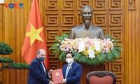 Đưa quan hệ Đối tác chiến lược Việt Nam - Anh ngày càng phát triển