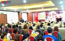 VOVWorld co-hosts talks on 13th National Party Congress Resolution