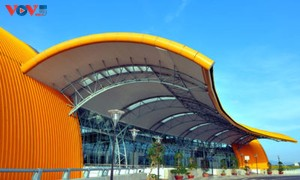 L'aéroport Liên Khuong