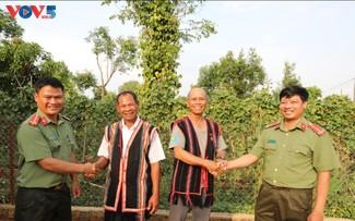Gia Lai's prestigious ethnic people fully tapped in community development