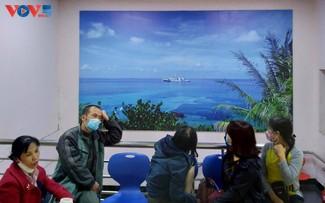 Có một Trường Sa trong Bệnh viện Đại học Y Hà Nội