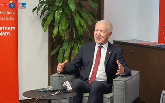 Une année très spéciale dans les relations Vietnam-Suisse