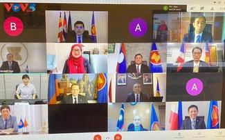 Làm sâu sắc hơn nữa quan hệ Đối tác Chiến lược ASEAN-Nga trong đại dịch