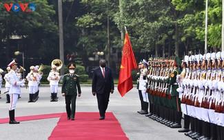 Việt Nam – Hoa Kỳ thúc đẩy hợp tác quốc phòng