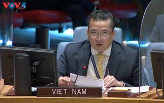 Việt Nam kêu gọi các bên xây dựng lòng tin và đối thoại nhằm giải quyết thách thức an ninh chung