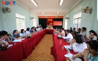Gia Lai favorise la réinsertion sociale des anciens détenus