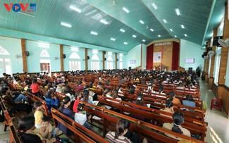 Gia Lai garantit la liberté de religion et de croyance aux ethnies minoritaires