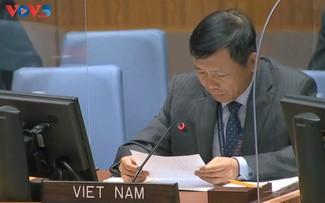 Việt Nam kêu gọi giải trừ vũ khí hạt nhân