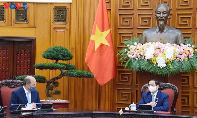 Bawa Hubungan Kemitraan Strategis Vietnam-Inggris Kian Berkembang