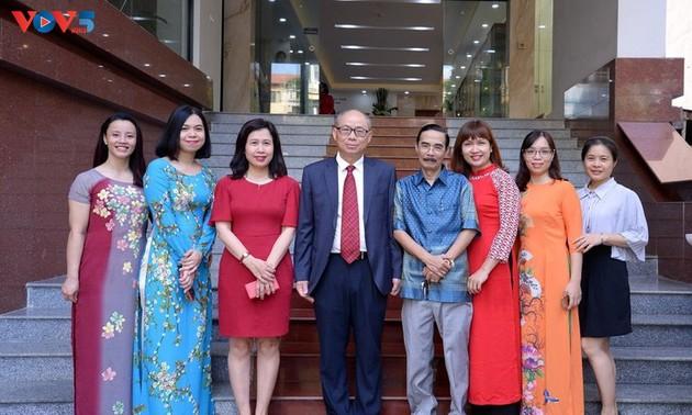 Siaran Luar Negeri - Jembatan yang Hubungkan Viet Nam dengan Teman-Teman Internasional