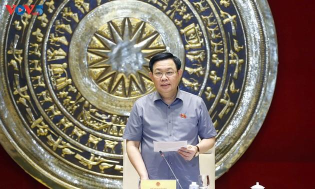 Jefe de la Asamblea Nacional vietnamita destaca papel de la diplomacia parlamentaria