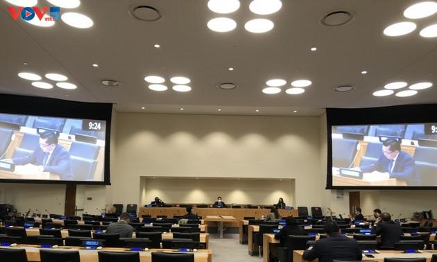 Le Vietnam poursuit sa participation aux opérations de maintien de la paix de l'ONU