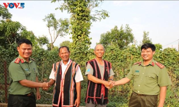 Provinz Gia Lai fördert die Rolle der Respektspersonen der ethnischen Minderheiten