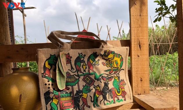 Les sacs écologiques de Là lá la