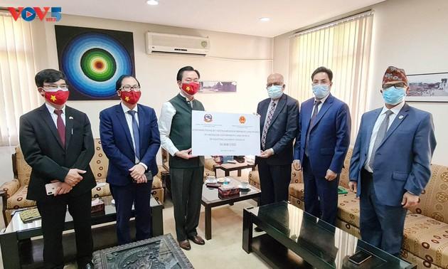 Vietnam Membantu Nepal Kendalikan Wabah Covid-19