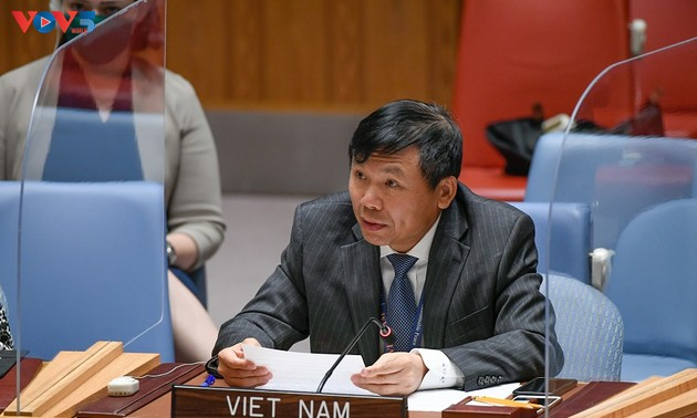 Vietnam Junjung Tinggi Proses Transisi Kegiatan-Kegiatan Menjaga Perdamaian