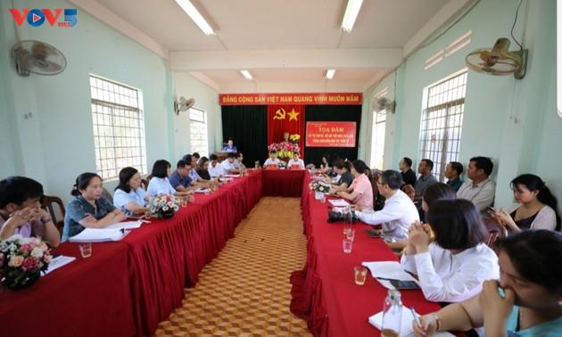 자라이 (Gia Lai)성, 전과자 지원 사업