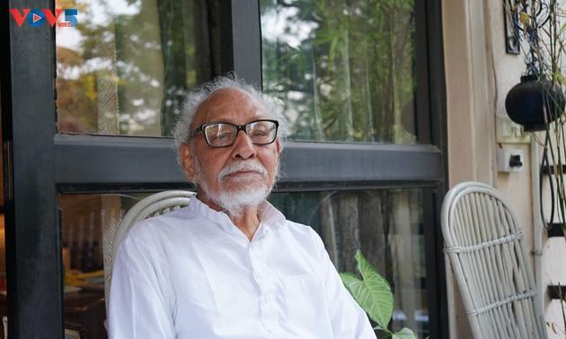 Indian author Geetesh Sharma's love for Vietnam