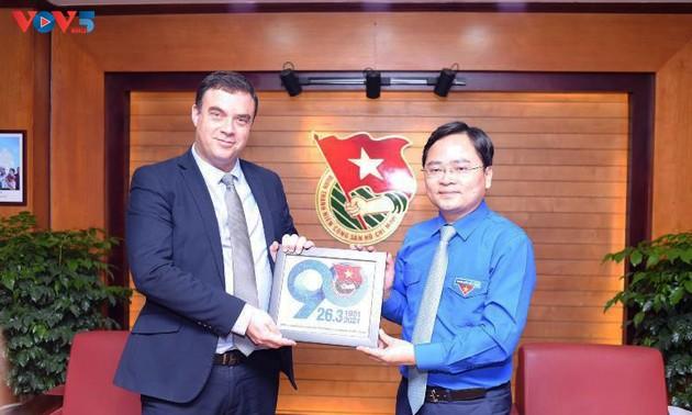 Vietnam e Israel fortalecen la cooperación entre sus jóvenes