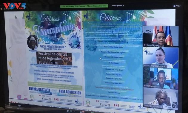 Việt Nam tham dự Lễ kỷ niệm ngày Quốc tế Pháp ngữ tại tỉnh bang British Colombia, Canada