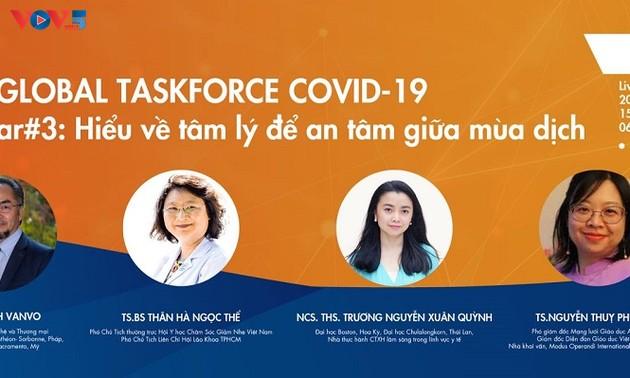 Chuyên gia người Việt toàn cầu chung tay giúp Việt Nam chống dịch Covid-19