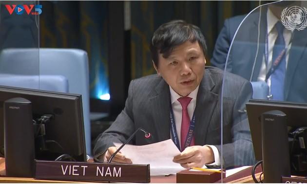 Việt Nam ủng hộ các nỗ lực hướng tới hòa bình và phát triển tại Somali