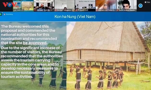 Два биосферных заповедника Вьетнама Нуйтюа и Конханынг признаны ЮНЕСКО