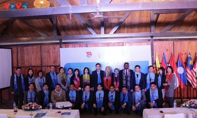Giao lưu các nhà ngoại giao trẻ ASEAN 2020